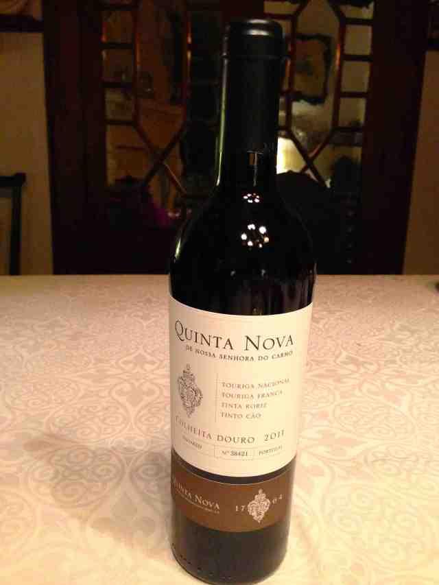 Quinta Nova vinho