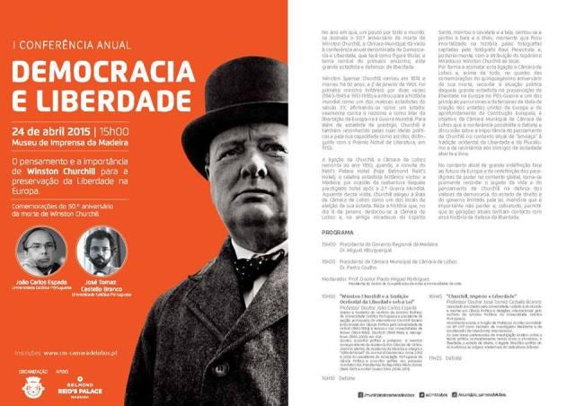 madeira democracia e liberdade