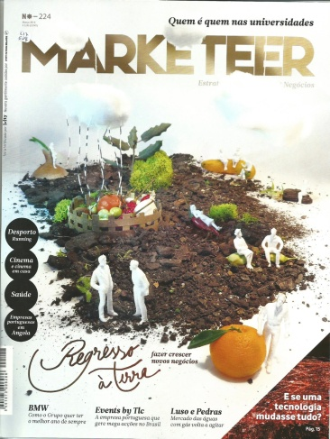 Revista Marketeer-capa