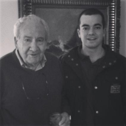 Tio Joao Paulo e Francisco